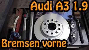 Audi A3 1 9 Tdi 8p - Ate Bremsen Vorne     Ud83d Udd27 Ud83d Udd27 Ud83d Udd27