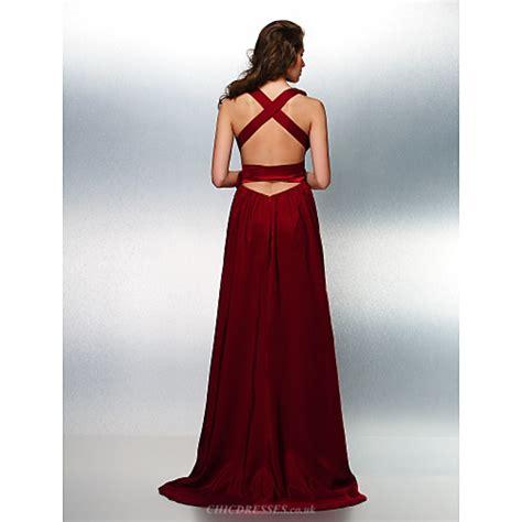 Prom / Formal Evening Dress - Burgundy Plus Sizes / Petite ...