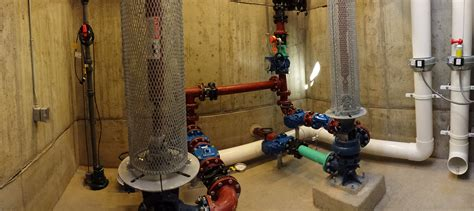 precast concrete lift station pump station npca