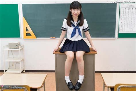 Schoolgirl Ayuri Strips 1 Of 5 After School 102 Hq Photos