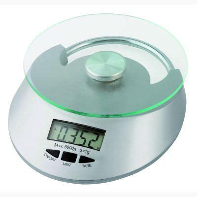balance cuisine digitale balance de cuisine digitale 5 kg rondo silver achat