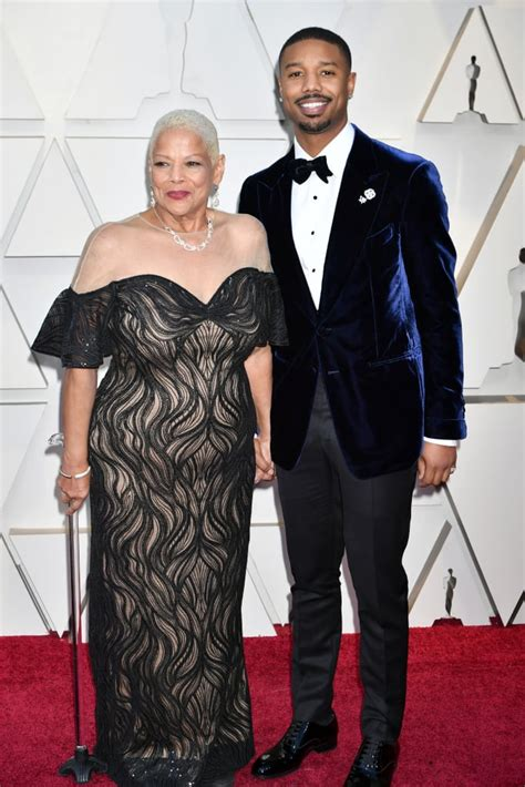 Michael Jordan His Mom The Oscars