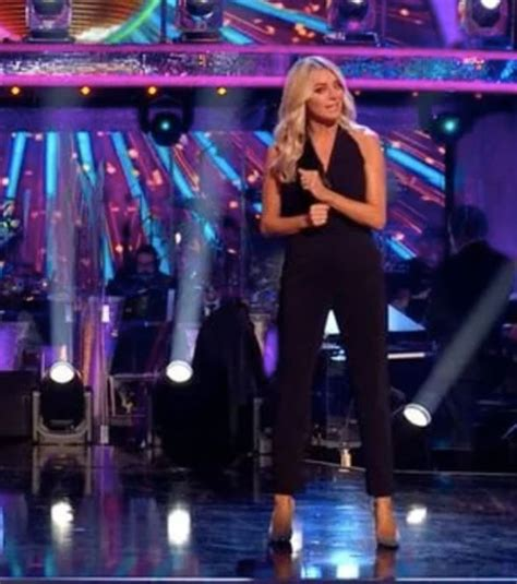 Tess Daly sends Strictly viewers into meltdown in jumpsuit ...