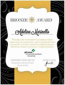 60 best design certificate images on pinterest With girl scout award certificate templates