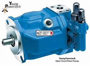 Young Powertech Hydraulic Piston Pumps And Piston Motors Available From Progressive Power