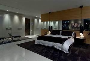 luxury modern bedroom bedroom pinterest bedrooms With home interior design modern bedroom