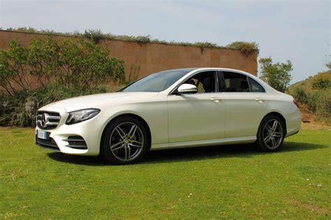 Mercedes Classe E Interni Nuova Mercedes Classe E Prova Su Strada Dotazioni