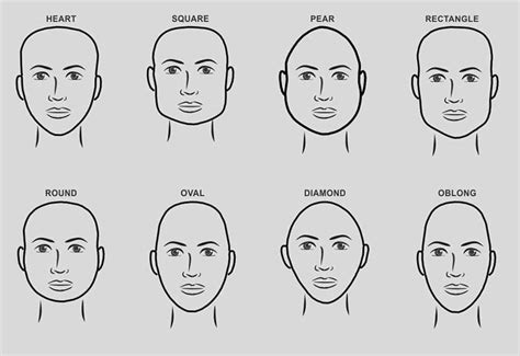 mens hairstyles   face shape  trend spotter