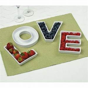 a z custom letter ceramic dishes 489 14 0010 buy letter With clear letter candy dishes