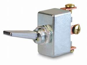 50 Amp On-off-on Toggle Switch