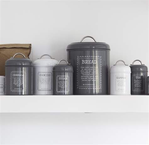 storage canisters kitchen kitchen canisters by riverdale tutti decor ltd