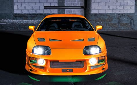 Cars Fast And Furious Toyota Supra Jdm Japanese Domestic