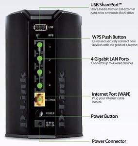 Router D Link Dir 850l Ac1200 24ghz 5ghz Qos For Sale In