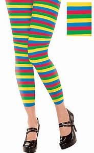 Rainbow Striped Knee High Socks Party City