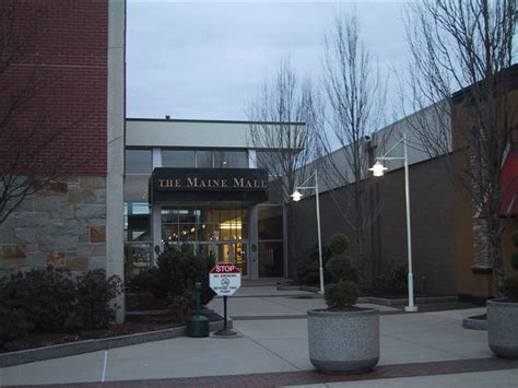 Sears Auto South Portland Maine by Labelscar The Retail History Blogthe Maine Mall South