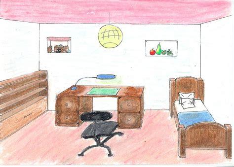 chambre en perspective dessin agréable dessin d une chambre en perspective 0 dessin