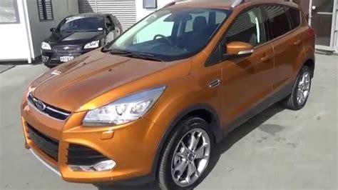 Ford Kuga Titanium Awd Ecoboost