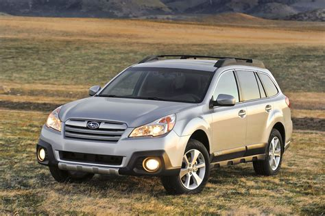 2018 Subaru Outback Reviews And Rating Motor Trend