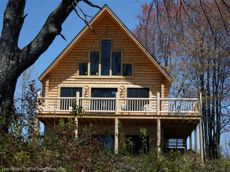Log Home Plans With Walkout Basement Open Floor Plans Log