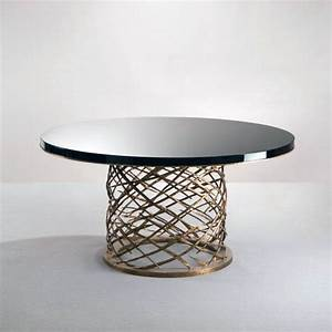 Hervé Van Der Straeten : dining table by herv van der straeten see similar by ~ Melissatoandfro.com Idées de Décoration