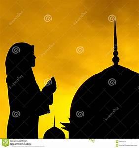 beten islam frau