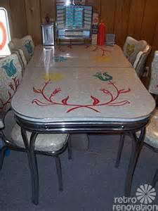 Vintage Formica Dinette Sets Tables