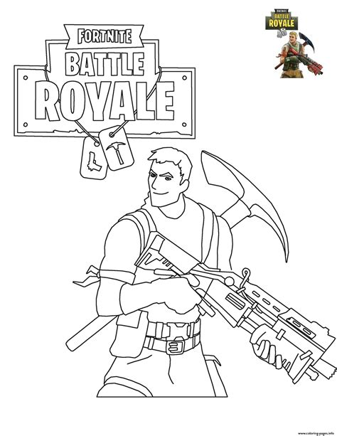 print fortnite battle royale coloring pages party