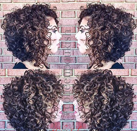 gorgeous short naturally curly hair ideas short