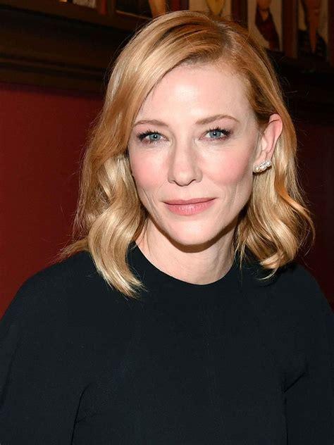 Cate Blanchett's Secret to Great Skin? Consistency. | Allure