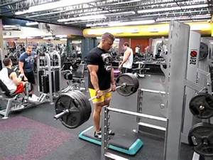 Doug Miller Core Nutritionals Romanian Deadlifts 495x5 ...