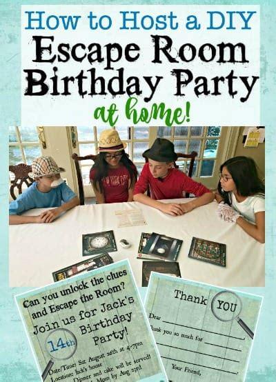 Room Theme Ideas For Tweens by 10 Birthday Activities For Tweens Momof6