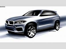 BMW X7 Marktstart 2018 mit V12Motor und als Hybrid?