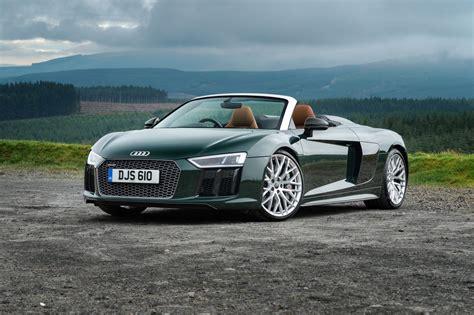 new koenigsegg 2017 audi r8 v10 plus spyder the best open top supercar evo
