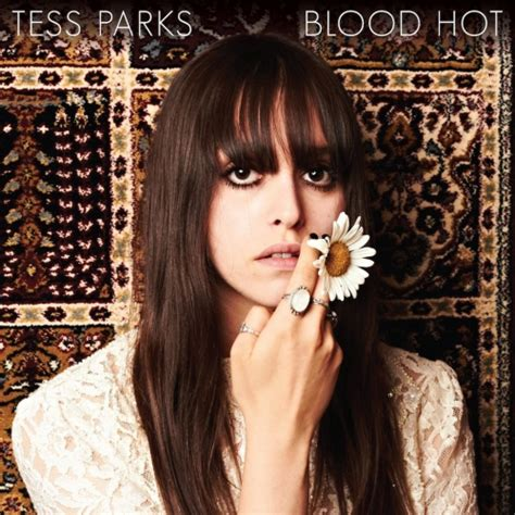 tess parks blood hot upcoming vinyl march