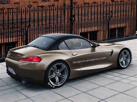 2017 Bmw Z4 Redesign And Specs