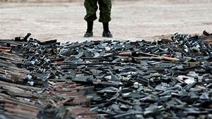 In Mexico, Tens Of Thousands Of Illegal Guns Come From The ...