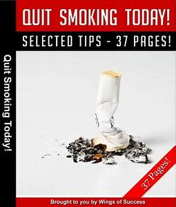 Quit Smoking Today - Download Educational