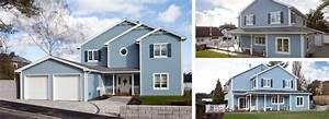 Amerikanische Häuser Bauen : holzhaus amerikanischer stil ~ Lizthompson.info Haus und Dekorationen
