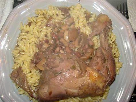 recette de cuisine cuisse de poulet recette de cuisses de poulet au vin