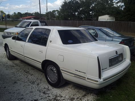 1998 Cadillac Specs by 1998 Cadillac De Ville Pictures Information And Specs