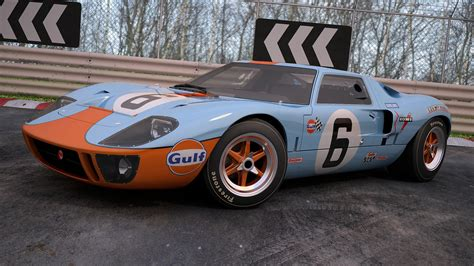 Hd Wallpaper Of Ford Gt40 Picture Of 1969 1920×1080 Px