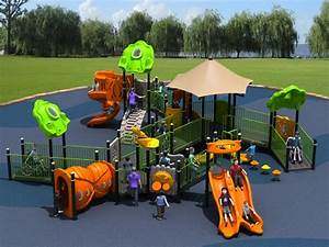 Themed Outdoor Playgrounds - Accessible Playground ...