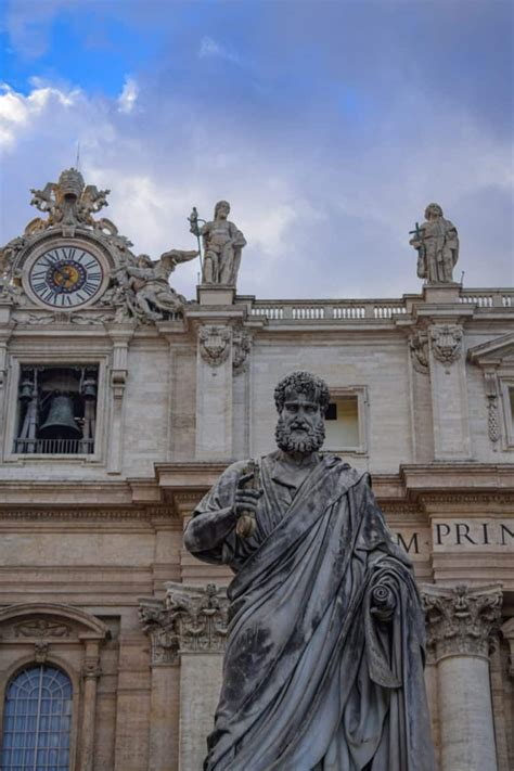 The Origin Of The Papacy About Catholics