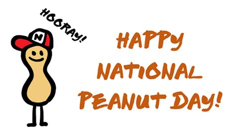 celebrate national peanut day  nutty scoop  nutscom