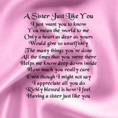 happy birthday quotes  sister   passed  quotes sister birthday quotes sister
