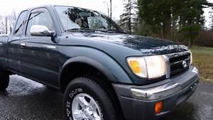 1998 Toyota Tacoma Xtracab Limited 3 4l V6 5