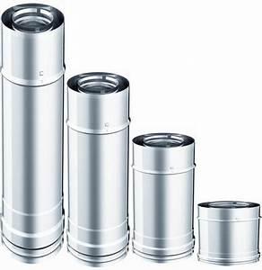 Tubage Inox Double Paroi 150 : el ment droit diam tre 150 r f conduits de fum e ~ Premium-room.com Idées de Décoration