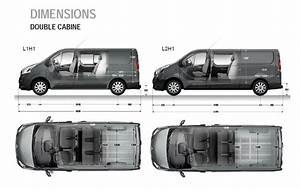 Dimension Opel Vivaro : voir le sujet renault trafic iii 2014 xxxx ~ Gottalentnigeria.com Avis de Voitures
