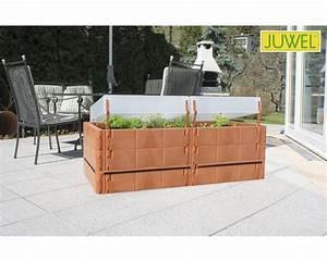 Hochbeet Balkon Kaufen : balkon terrassen hochbeet juwel terra jetzt kaufen bei hornbach sterreich ~ Watch28wear.com Haus und Dekorationen