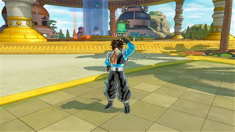 request ss gogeta custom xenoverse mods